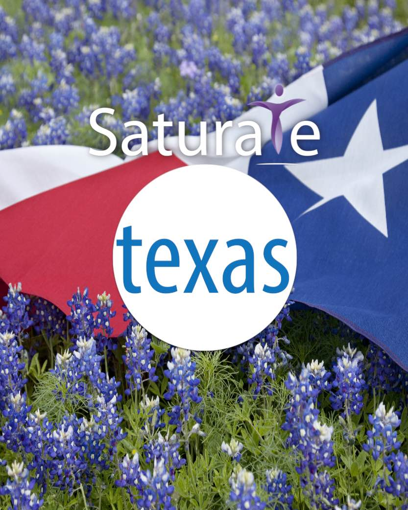 Saturate Texas Logo